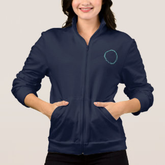 wave women's jacket, jogger