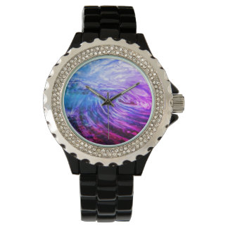 Wave Wrist Watch