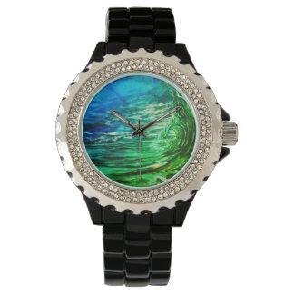 Wave Wristwatch