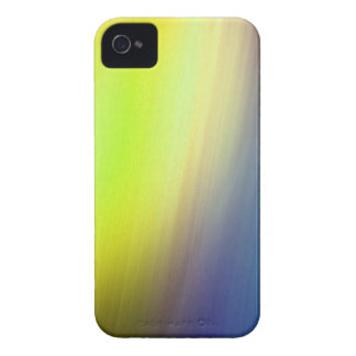 Wave Yellow iPhone 4 case