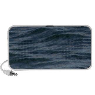 Waved Laptop Speaker