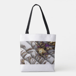Waved Tote Bag