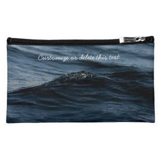Wavelet; Customizable Makeup Bag
