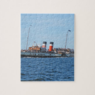 Waverly paddle steamer jigsaw puzzle