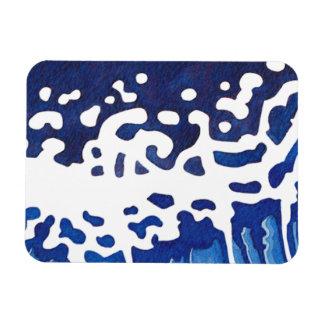 WAVES #2 MAGNET