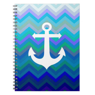 Waves & Anchor Notebooks