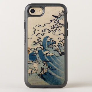 Waves and Birds, c.1825 OtterBox Symmetry iPhone 8/7 Case