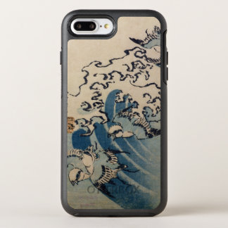 Waves and Birds, c.1825 OtterBox Symmetry iPhone 8 Plus/7 Plus Case