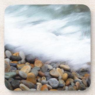 Waves Breaking Onto Pebbles, Tsitsikamma Coaster