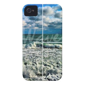 Waves Case-Mate iPhone 4 Case