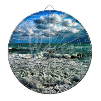 Waves Dartboard
