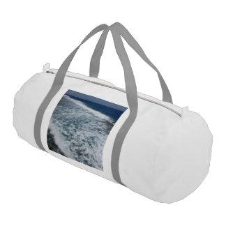 waves (I) Gym Duffel Bag
