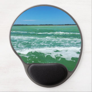 Waves in the Gulf of Mexico Gel Mouse Mat