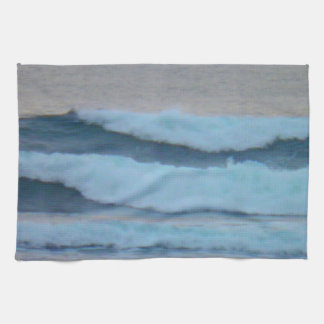 Waves Kitchen Towel