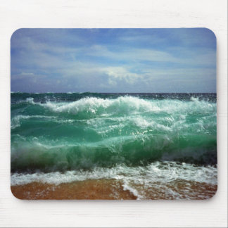 Waves Mouse Mat
