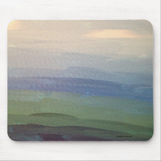 Waves - Mouse Pad