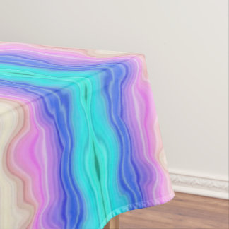 Waves of Colour Tablecloth