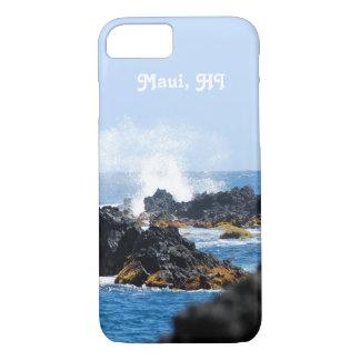 Waves on Maui Coast iPhone 7 Case