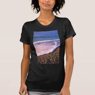 Waves on the Hudson Bay coastline, NWT, Canada Tshirts