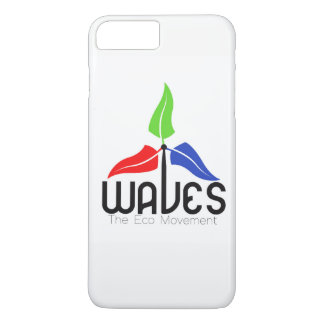 Waves phone case the Eco movement