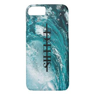"Waves ""Silence"" Phone Case"