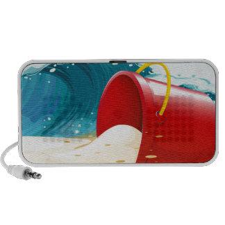 Waves Mp3 Speakers