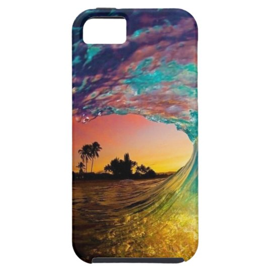 Waves Tough iPhone 5 Case