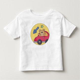 Waving Bear Toddler T-Shirt