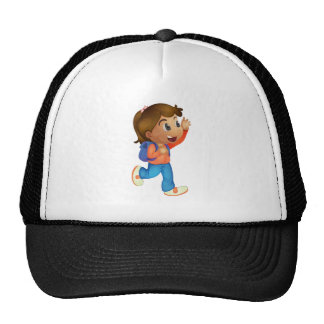 waving cap