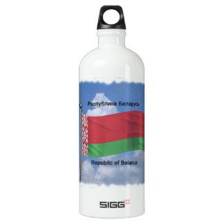 Waving Flag of Belarus SIGG Traveller 1.0L Water Bottle
