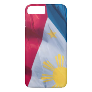 Waving Flag of the Philippines iPhone 7 Plus Case