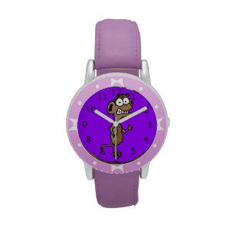 Waving Monkey Watches