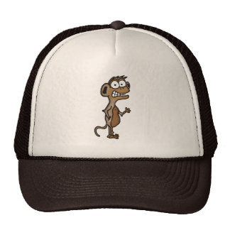 Waving Monkey Hats