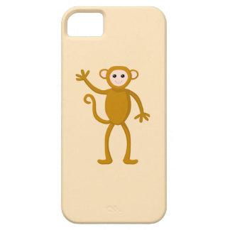 Waving Monkey. iPhone 5 Cover