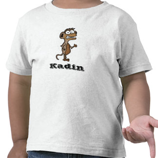 Waving Monkey Tshirts