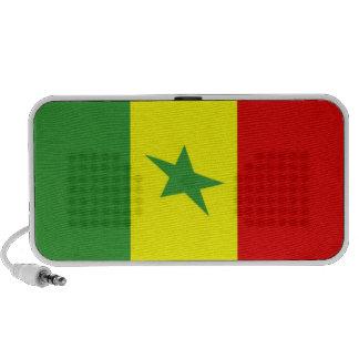 Waving Senegal Flag Speaker