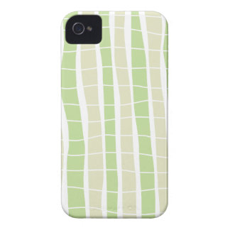 Wavy Bamboo Plaid iPhone 4 Case-Mate ID™ Case-Mate iPhone 4 Cases