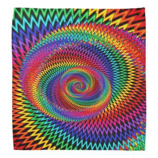 Wavy Colors Bandana