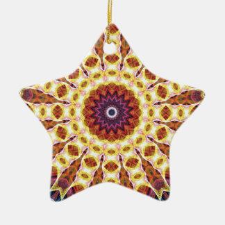 Wavy Gravy Thirties Style Christmas Ornament