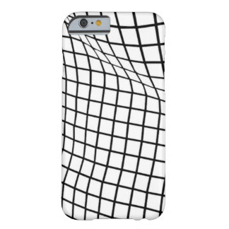 Wavy Grid iPhone Case