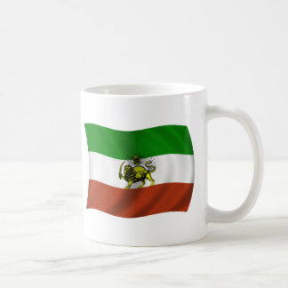 Wavy Persia Flag Coffee Mug