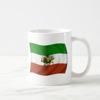 Wavy Persia Flag Mug