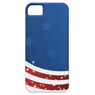 Wavy USA/SAD flag, stars, sochi games Case For The iPhone 5