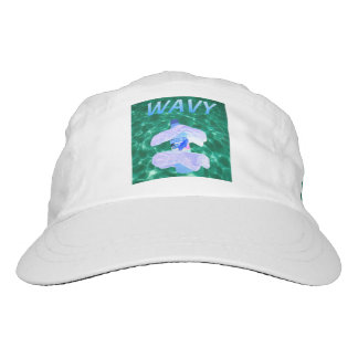 Wavy Vaporwave Hat