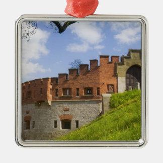 Wawel Castle, Krakow, Poland Christmas Ornament