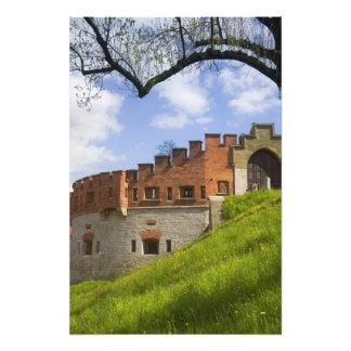 Wawel Castle, Krakow, Poland Photographic Print