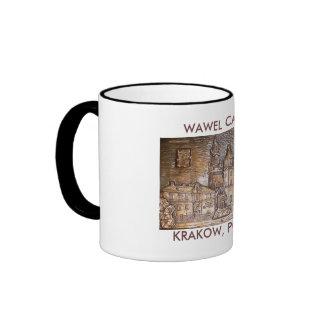 WAWEL CASTLE, KRAKOW, POLAND RINGER MUG