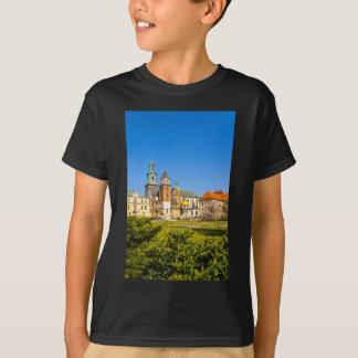 Wawel Castle, Krakow, Poland T-Shirt