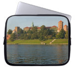 Wawel Hill with Royal Castle and Cathedral, Laptop Computer Sleeve