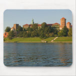 Wawel Hill with Royal Castle and Cathedral, Mouse Pad